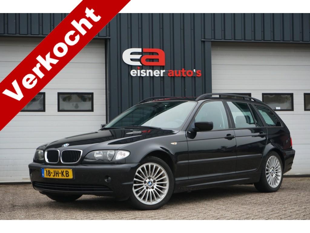 BMW 3 Serie Touring 318i Executive | ECC |