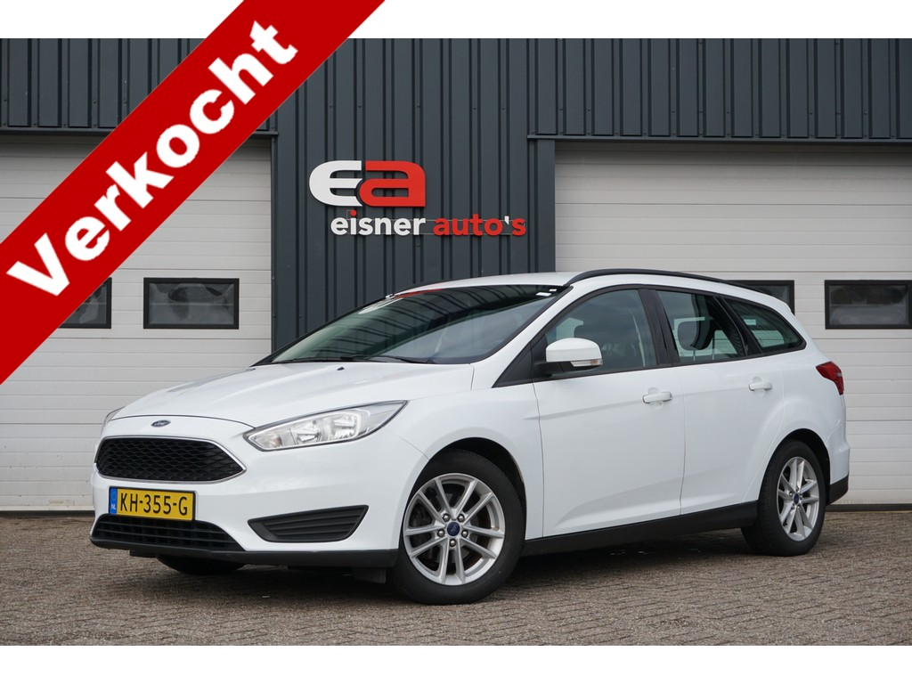 Ford Focus Wagon 1.0 Trend | TREKHAAK | NAVI | DEALERONDERHOUDEN