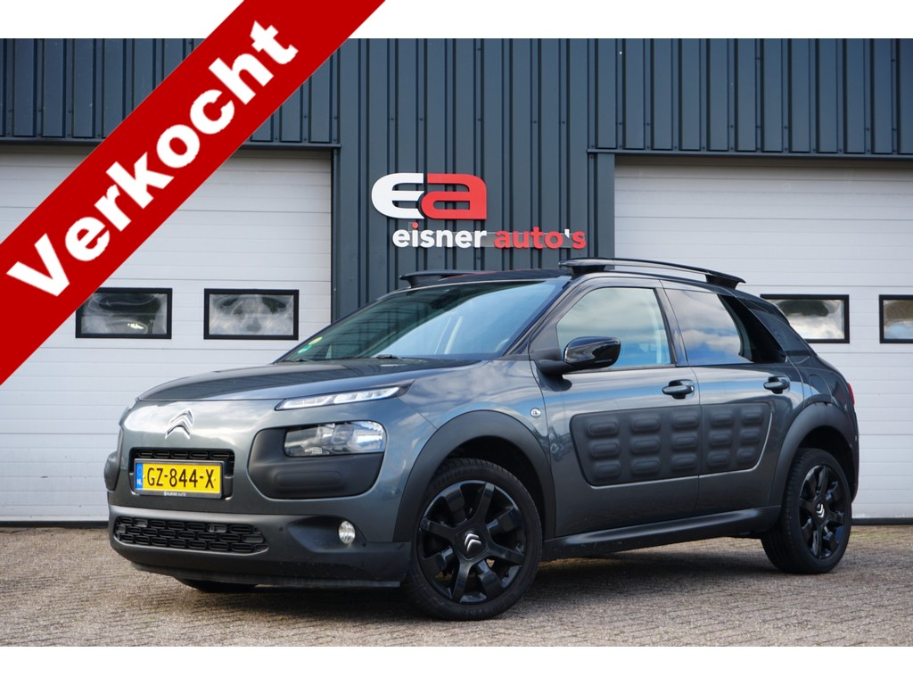 Citroen C4 Cactus 1.6 BlueHDi Business Plus | PANO | CAMERA | NAVI | LMV