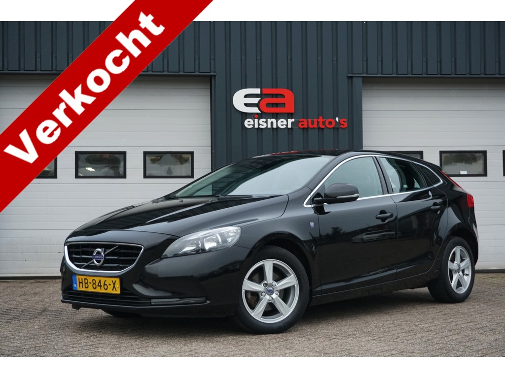 Volvo V40 2.0 D2 Ocean Race Business | TREKHAAK | LEDER |