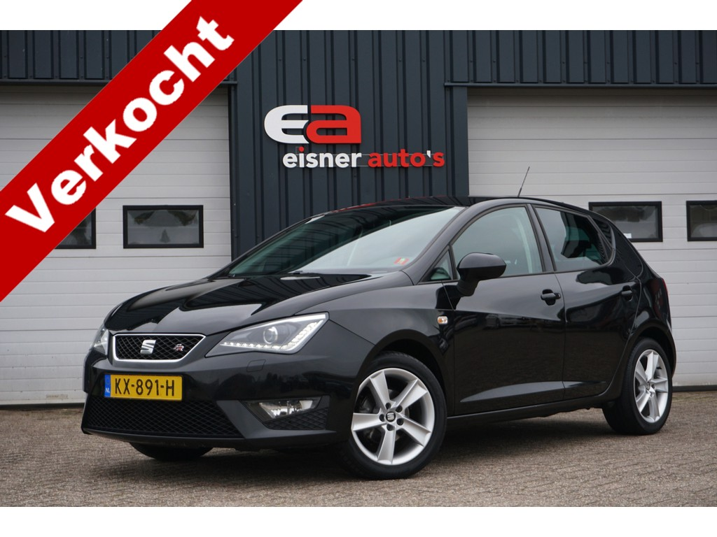 Seat Ibiza 1.0 EcoTSI FR Connect | APPLECARPLAY | STOELVERWARMING