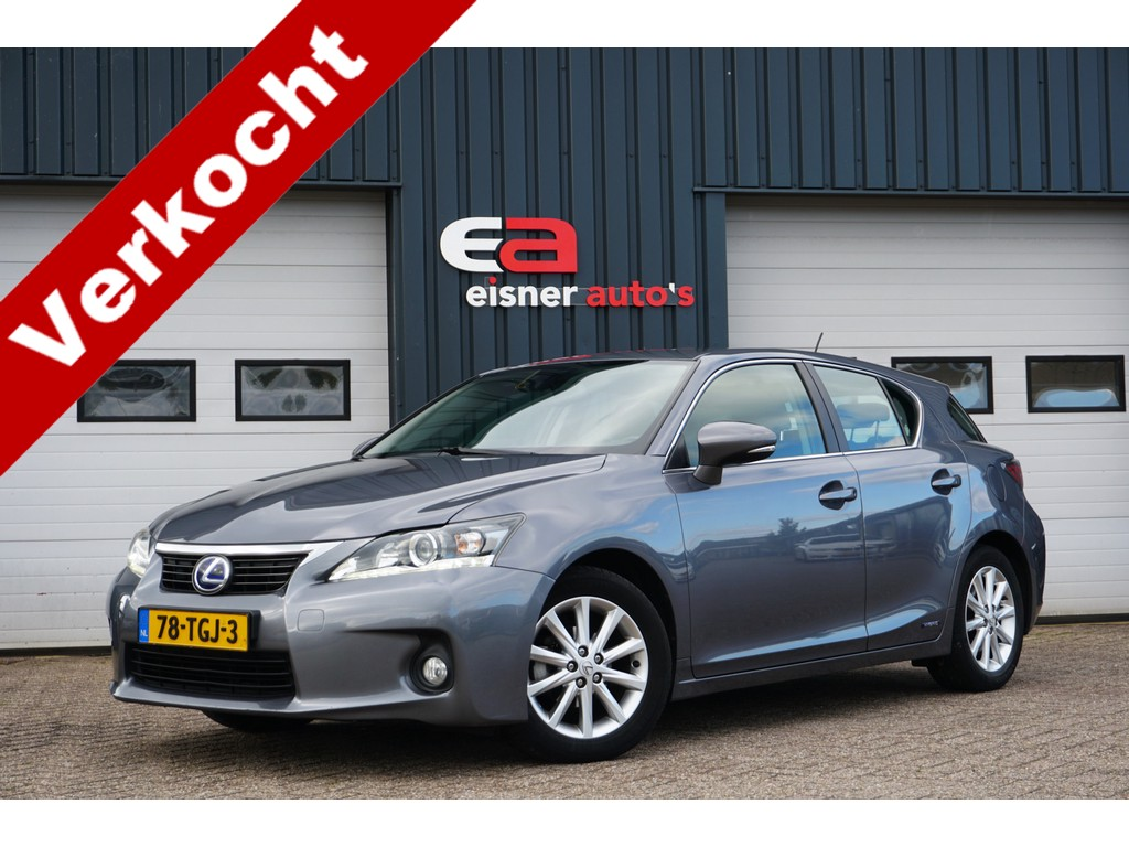 Lexus CT 200h Business Line | NAVI | CAMERA | DEALERONDERHOUDEN