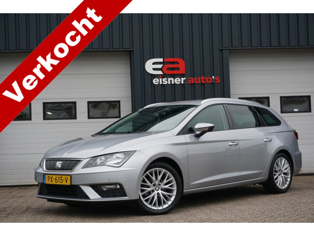 Seat Leon ST 1.0 EcoTSI Style Business Intense | LEDER/ALCANTARA | APPLE CARPLAY