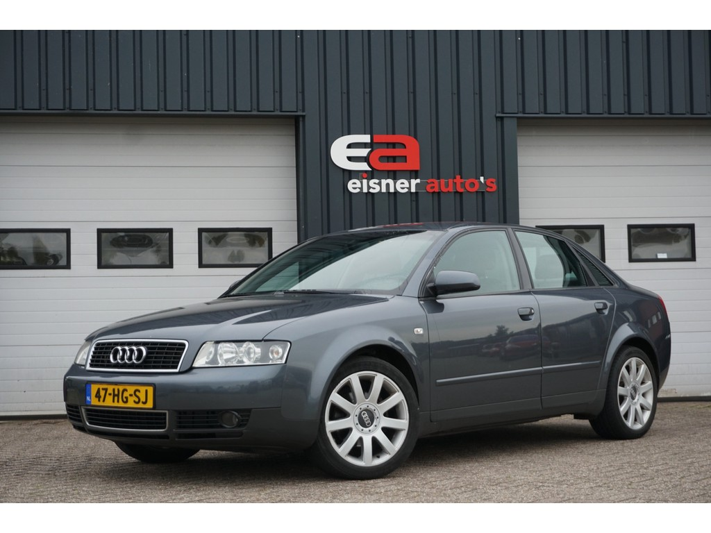 Audi A4 2.0 Exclusive | APK NIEUW | TREKHAAK | ECC | PDC