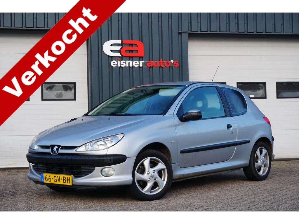 Peugeot 206 1.6-16V XS | LEDER |