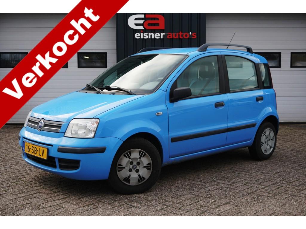 Fiat Panda 1.2 Dynamic | dealer onderhouden | nieuwe apk |