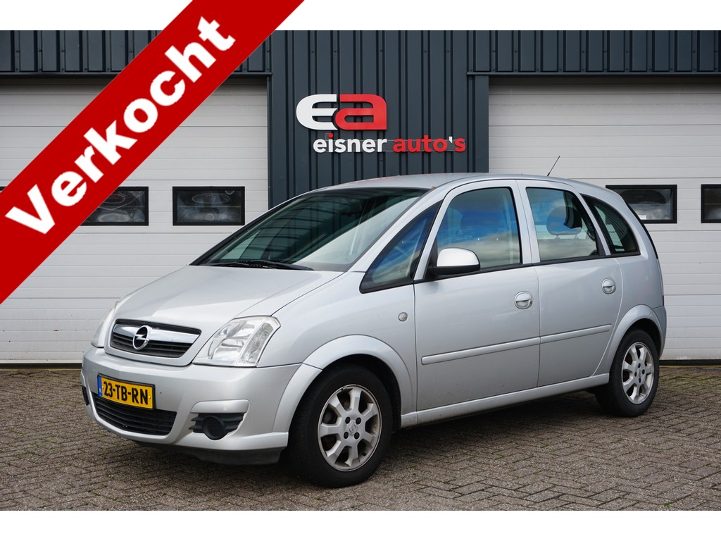 Opel Meriva 1.4-16V Enjoy | cruise control | airco | trekhaak |