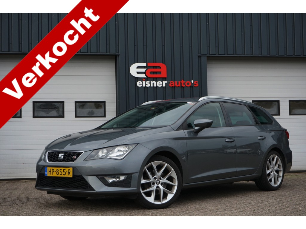 Seat Leon ST 1.4 TSI 150 PK FR Connect TREKHAAK | APPLE|ANDROID CARPLAY