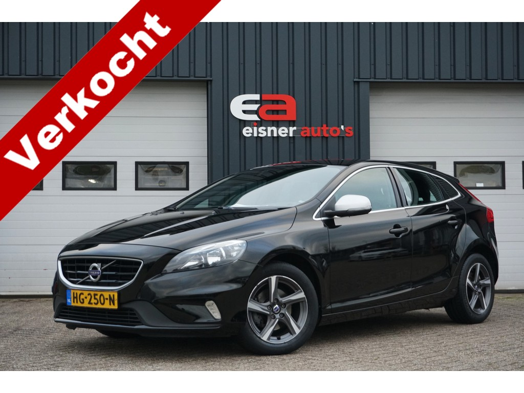 Volvo V40 2.0 D2 R-Design Business | TREKHAAK | NAVI | ECC |