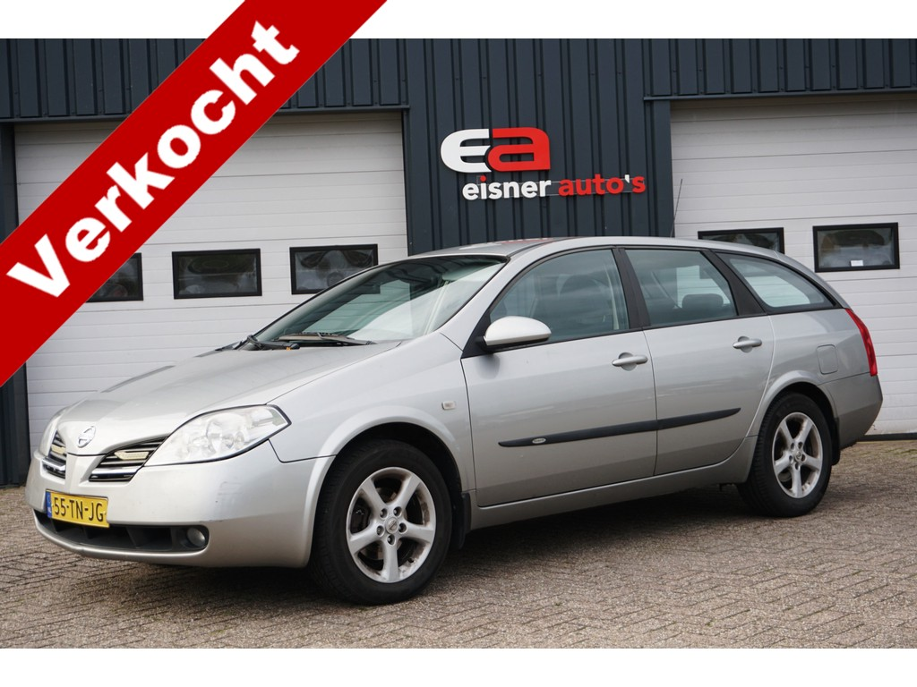 Nissan Primera Estate 2.0 Business Edition | Automaat | trekhaak |