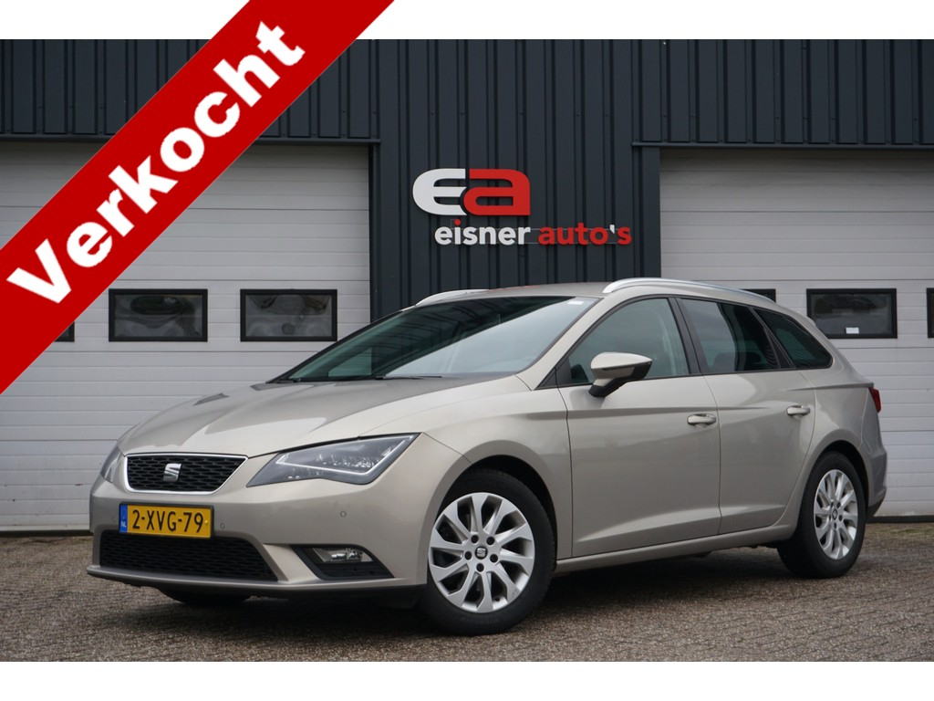 Seat Leon ST 1.6 TDI Style Business Ecomotive | LED MATRIX | NAVI | ECC |