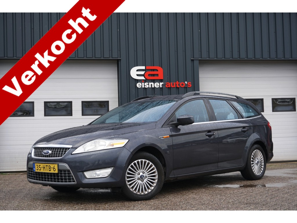Ford Mondeo Wagon 2.0-16V Titanium | TREKHAAK |