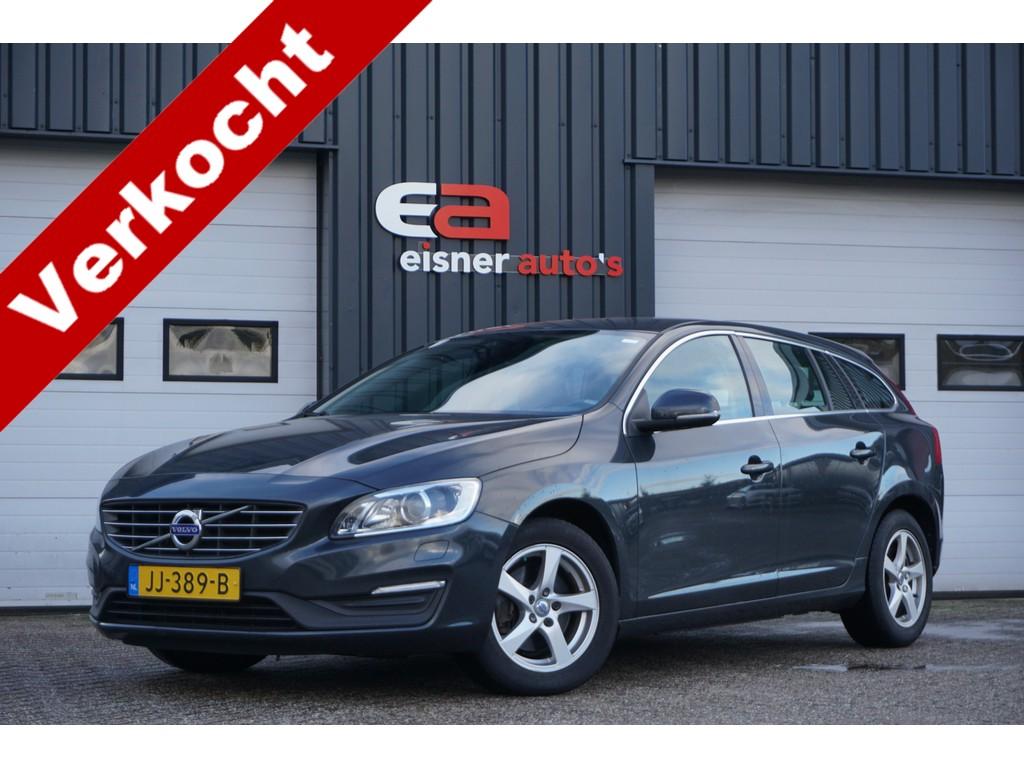 Volvo V60 2.0 D2 Nordic+ | XENON | STOELVERWARMING | DEALERONDERHOUDEN