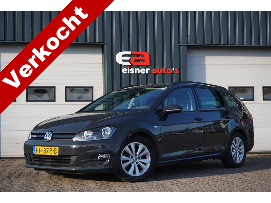 Volkswagen Golf Variant 1.0 TSI Business Edition Connected | GROOT NAVI | TREKHAAK |