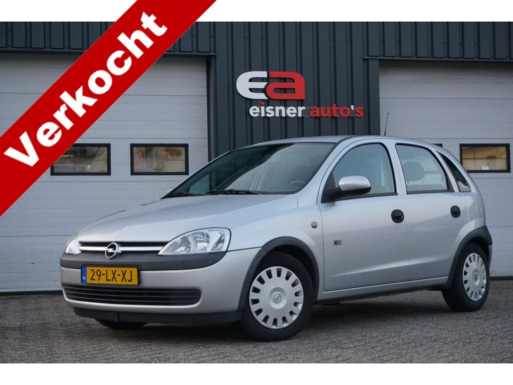 Opel Corsa 1.2-16V Njoy 5 DEURS | NIEUWE APK |