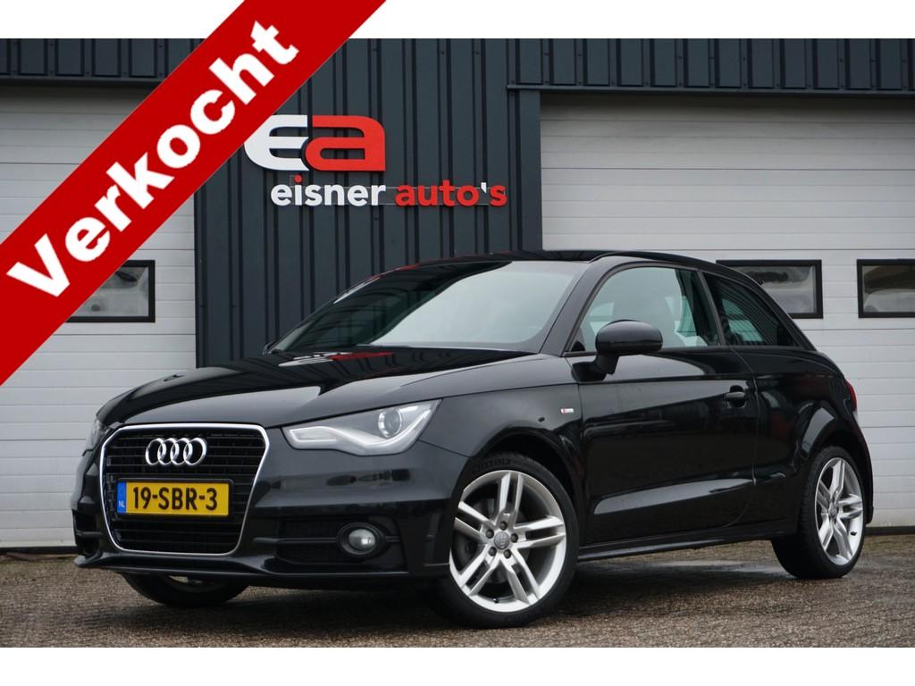Audi A1 1.4 TFSI S-TRONIC Pro Line S | 2X S-LINE | XENON NAVI