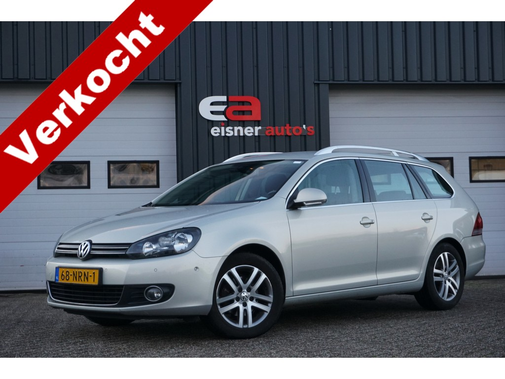 Volkswagen Golf Variant 1.2 TSI Highline BlueMotion | TREKHAAK | NAVI | ECC |