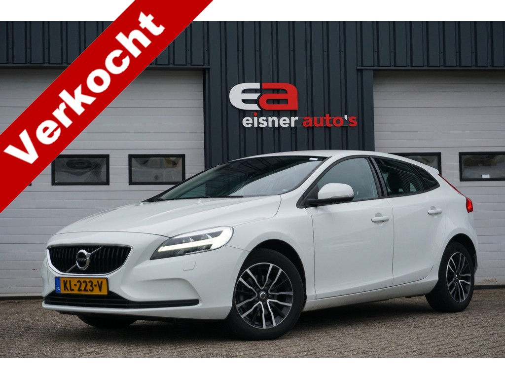 Volvo V40 2.0 D2 Nordic+ | FULL LED| TREKHAAK | STOELVERW. | FACELIFT