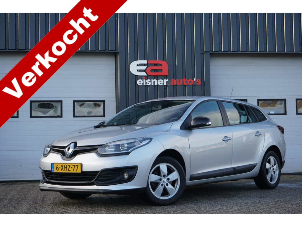 Renault Megane Estate 1.2 TCe Authentique | FACELIFT | | TREKHAAK |