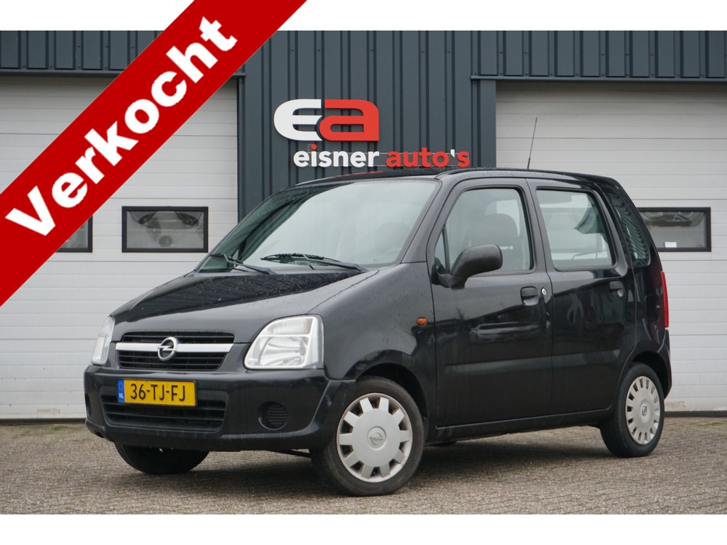 Opel Agila 1.0-12V Flexx | TREKHAAK