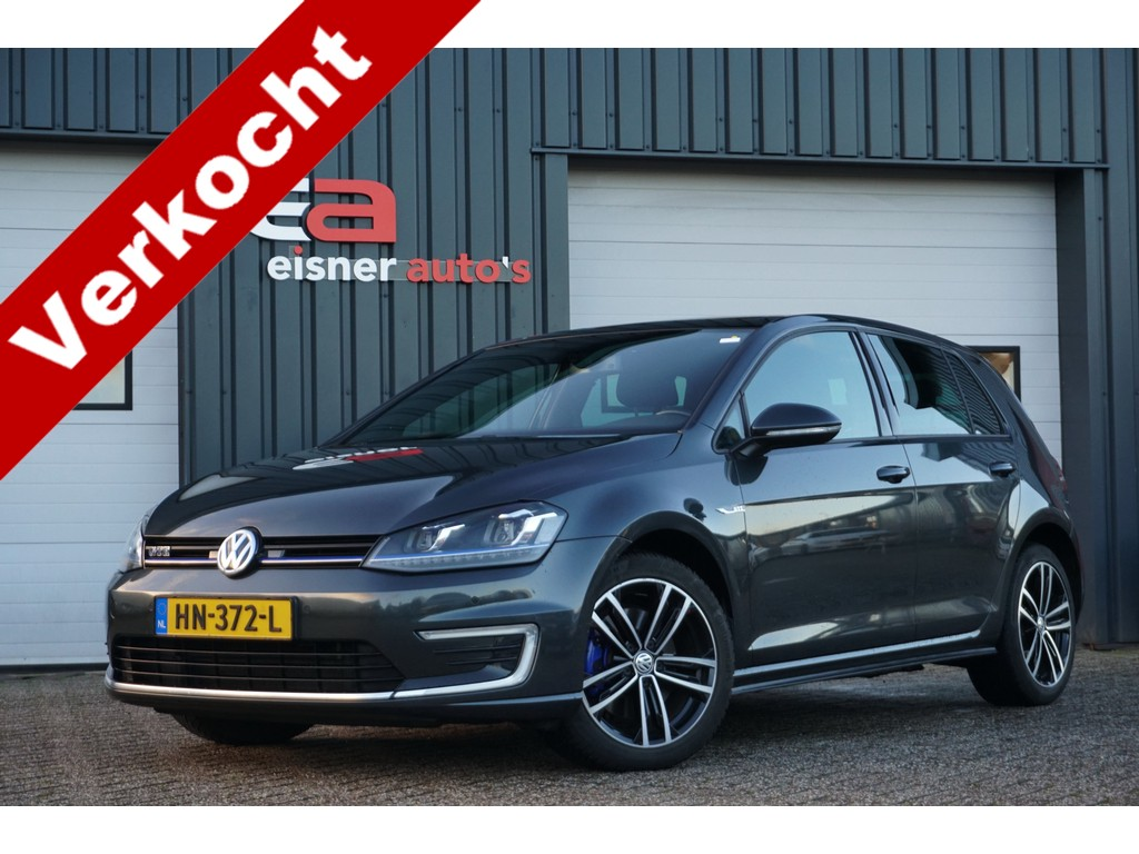 Volkswagen Golf 1.4 TSI GTE | EX. BTW  | LED | PANO DAK | APPLE / DAB+
