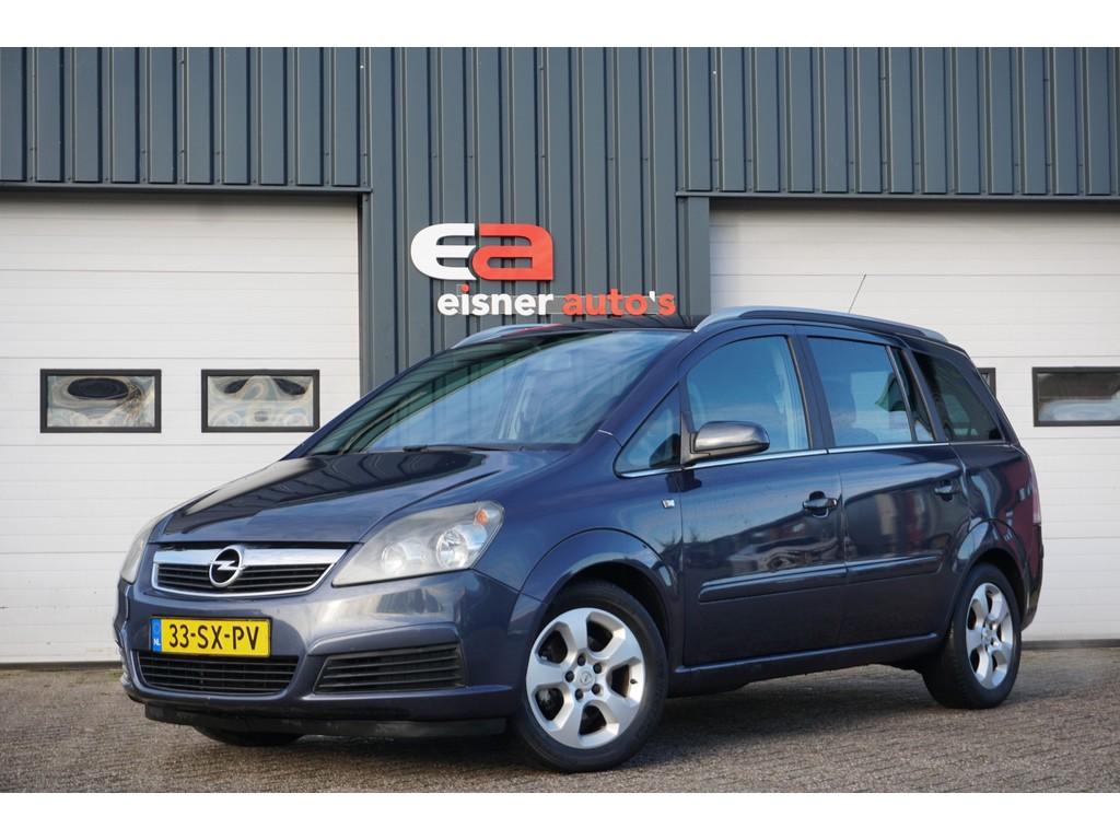 Opel Zafira 1.6 Enjoy | TREKHAAK | DEALERONDERHOUDEN