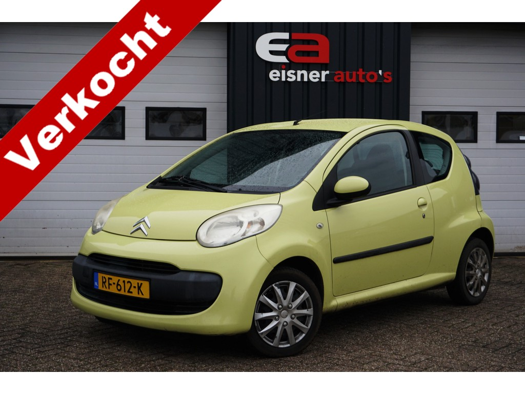Citroen C1 1.0-12V Seduction AIRCO | CV |