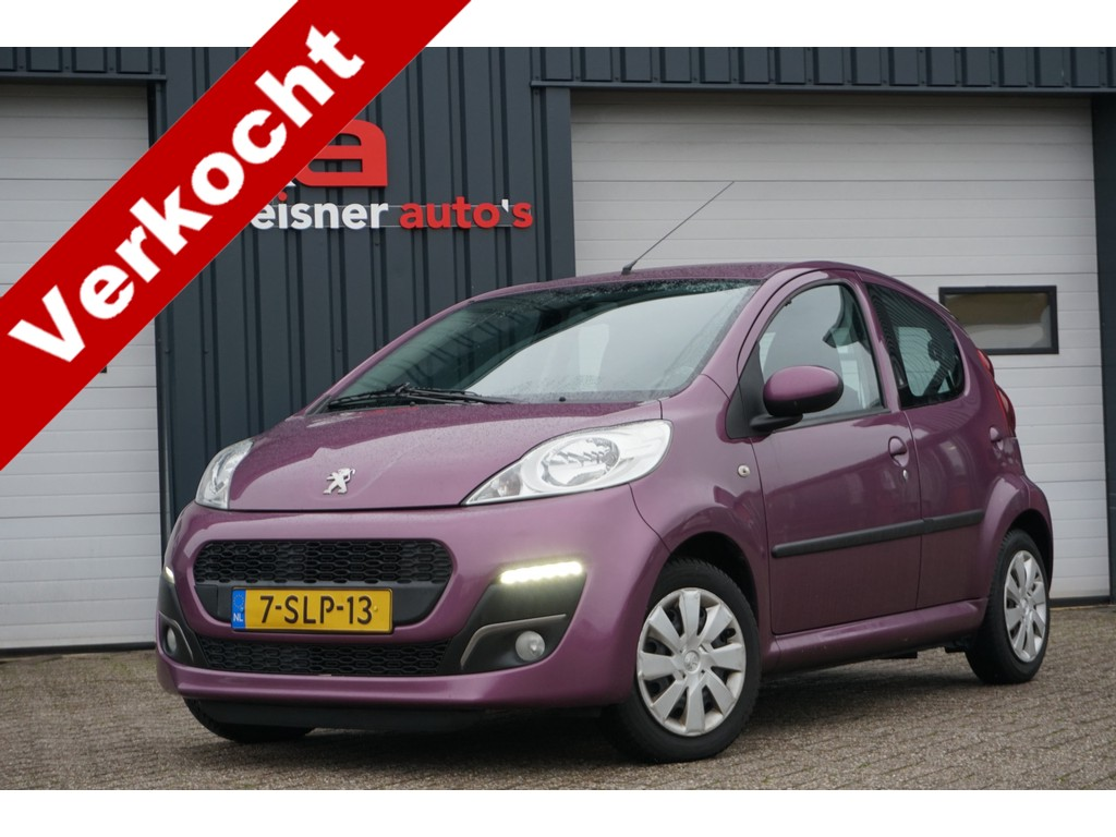 Peugeot 107 1.0 Active 5 DRS. | AIRCO | ELEKTR. PAKKET | NL AUTO