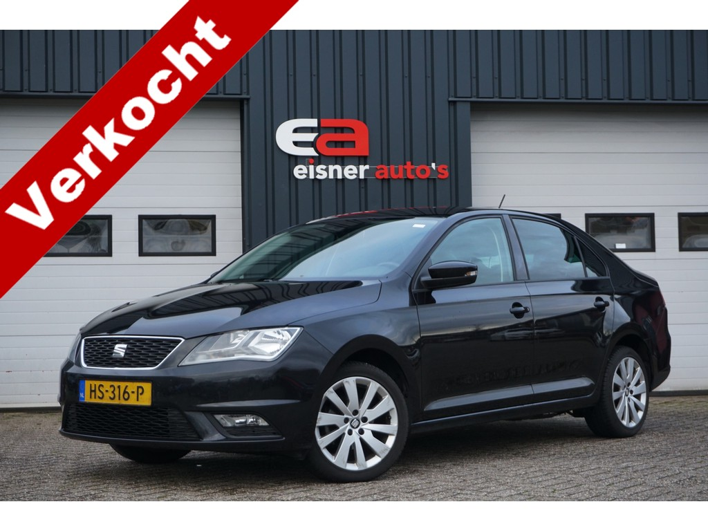 SEAT Toledo 1.2 TSI Style Connect | NAVI | TREKHAAK | APPLE/ANDROID | ECC