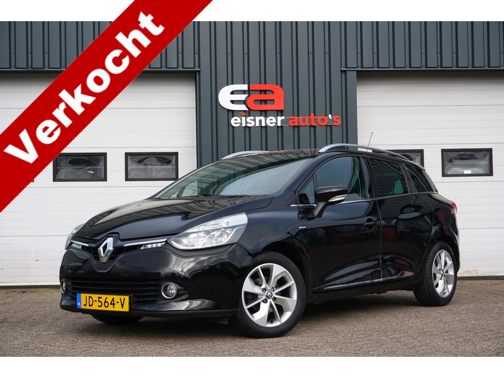 Renault Clio Estate 0.9 TCe Limited | PDC | NAVI | CRUISE