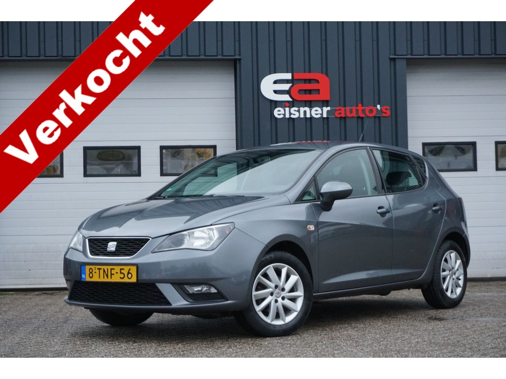 SEAT Ibiza 1.2 TSI Chill Out plus | ECC | TREKHAAK |DEALERONDERHOUDEN