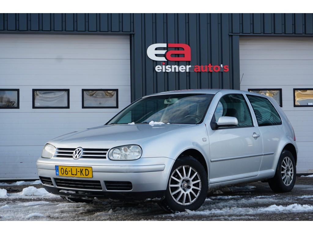 Volkswagen Golf 1.6-16V Highline | CLIMATE CONTROL | CRUISE