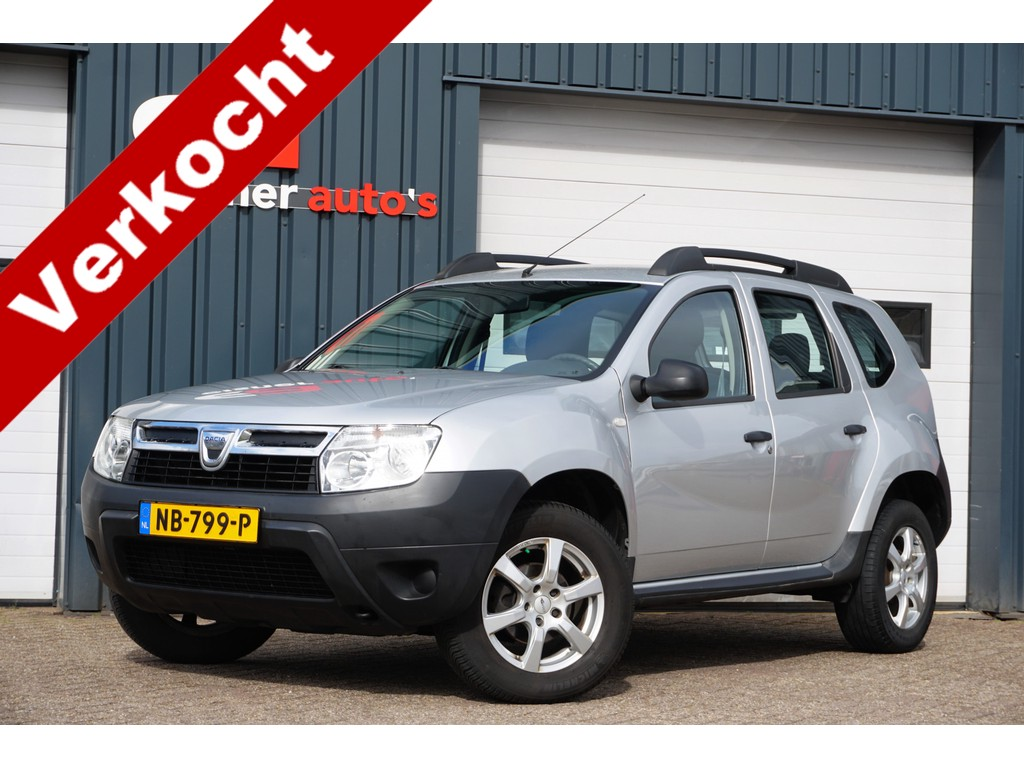 Dacia Duster 1.6 Ambiance 2wd | AIRCO | TREKHAAK