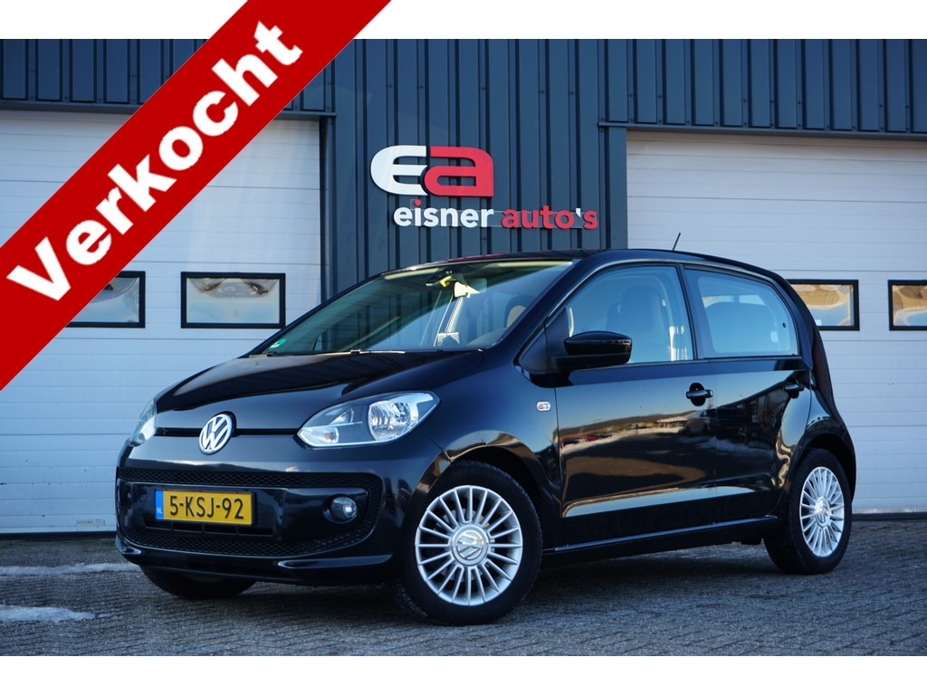 Volkswagen up! 1.0 High UP! | NAVI | CRUISE | PDC | NL AUTO