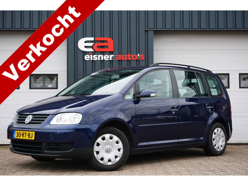 Volkswagen Touran 1.6 Business | TREKHAAK | CRUISE | AIRCO