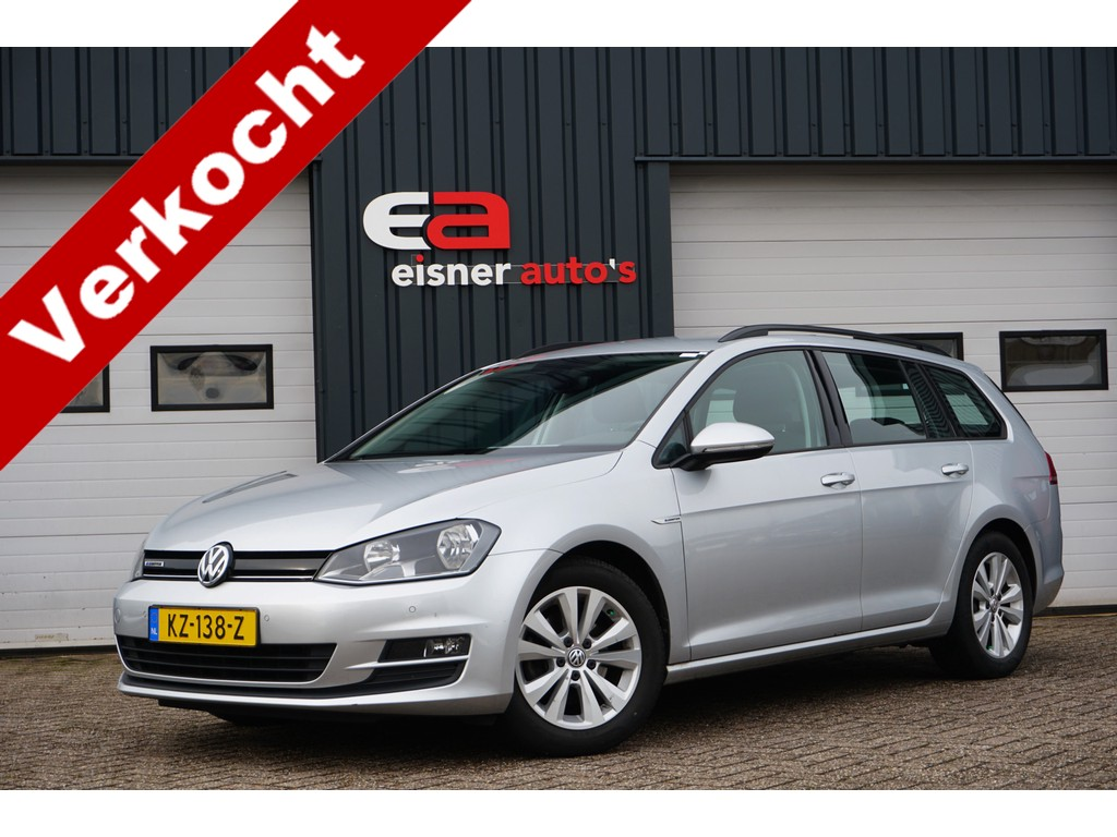 Volkswagen Golf Variant 1.0 TSI Comfortline | NAVI | APPLE/ANDROID CARPLAY | ECC