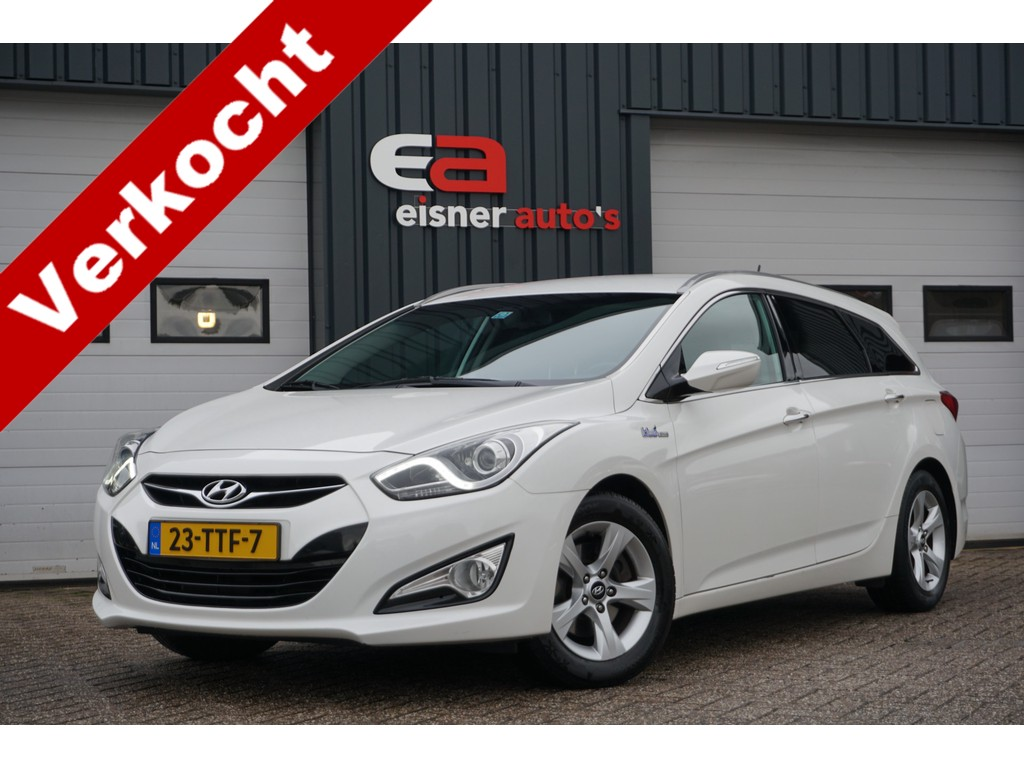 Hyundai i40 Wagon 1.6 GDI Blue Business Edition | NAVI | ECC | KEYLESS | TREKHAAK