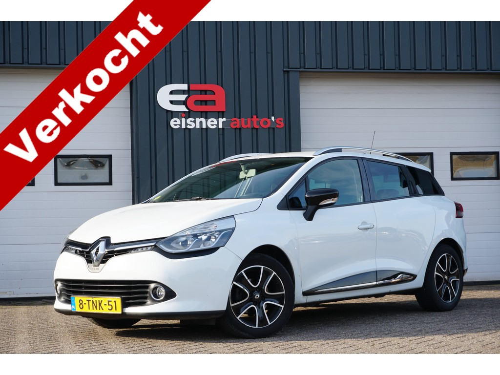 Renault Clio Estate 1.5 dCi ECO Expression | TREKHAAK | NAVI |