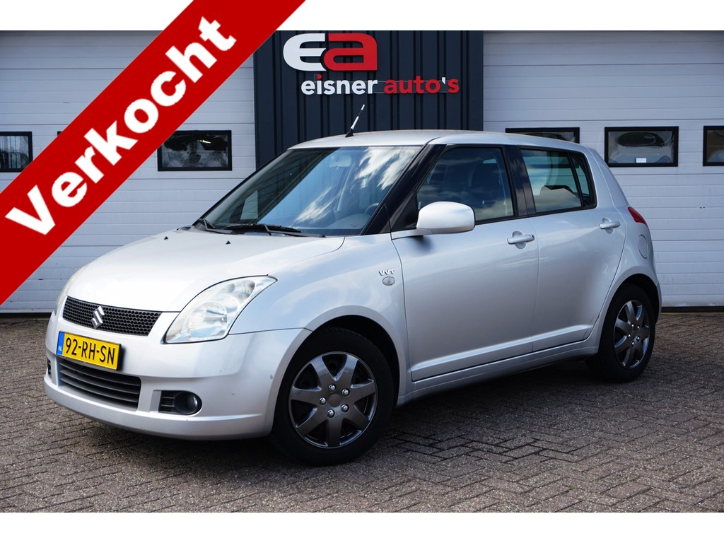 Suzuki Swift 1.5 GLS 5 DRS. | AIRCO DEALERONDERHOUDEN