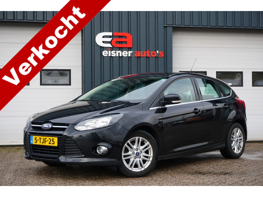 Ford Focus 1.0 EcoBoost 125 PK Titanium | TREKHAAK | DEALERONDERHOUDEN