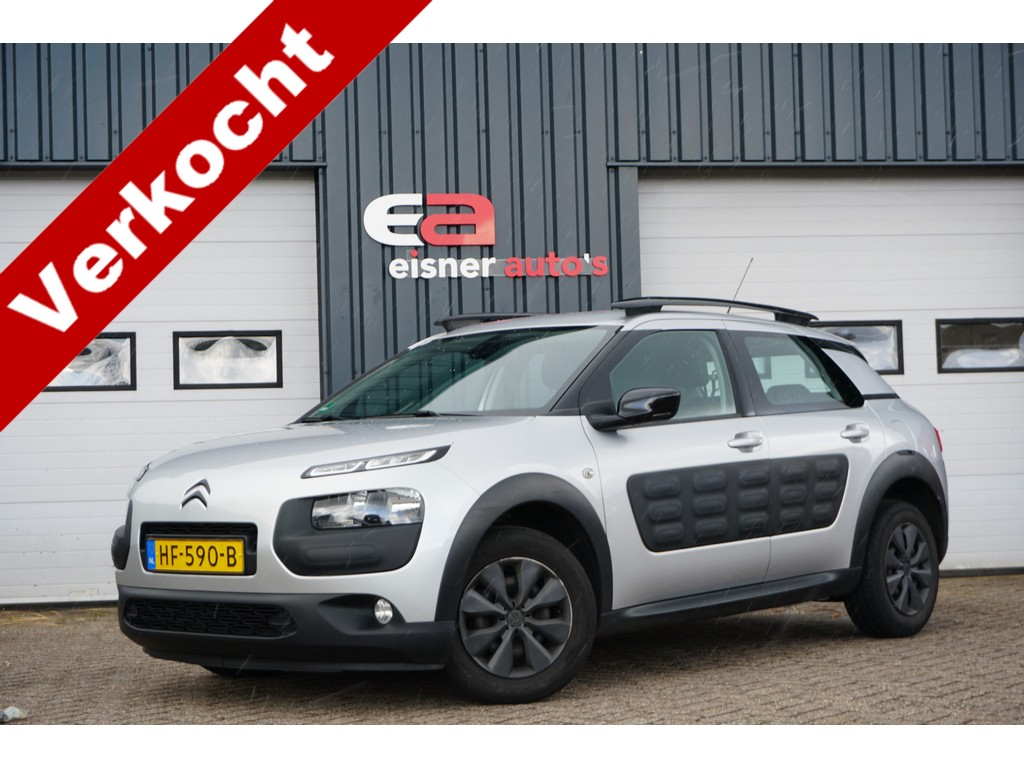 Citroen C4 Cactus 1.6 BlueHDi Business | CAMERA | NAVI | ECC| TREKHAAK