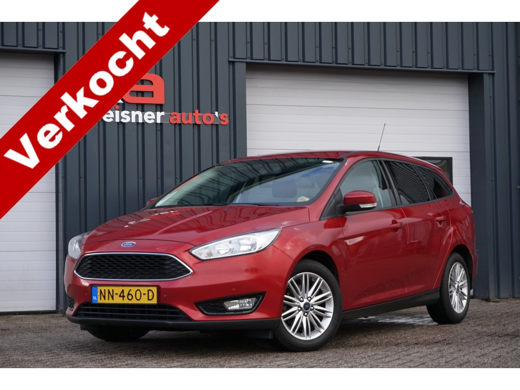 Ford Focus Wagon 1.0 EcoBoost Edition | SYNC 3 | NAVI | PDC |