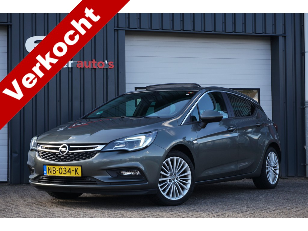 Opel Astra 1.0 Business+ | CAMERA | SCHUIF\KANTELDAK | NAVI |