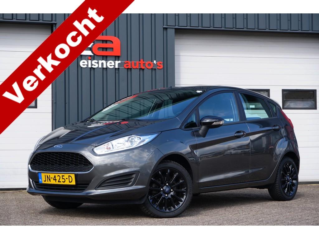 Ford Fiesta 1.0 Style | NAVI | LICHTMETAAL |