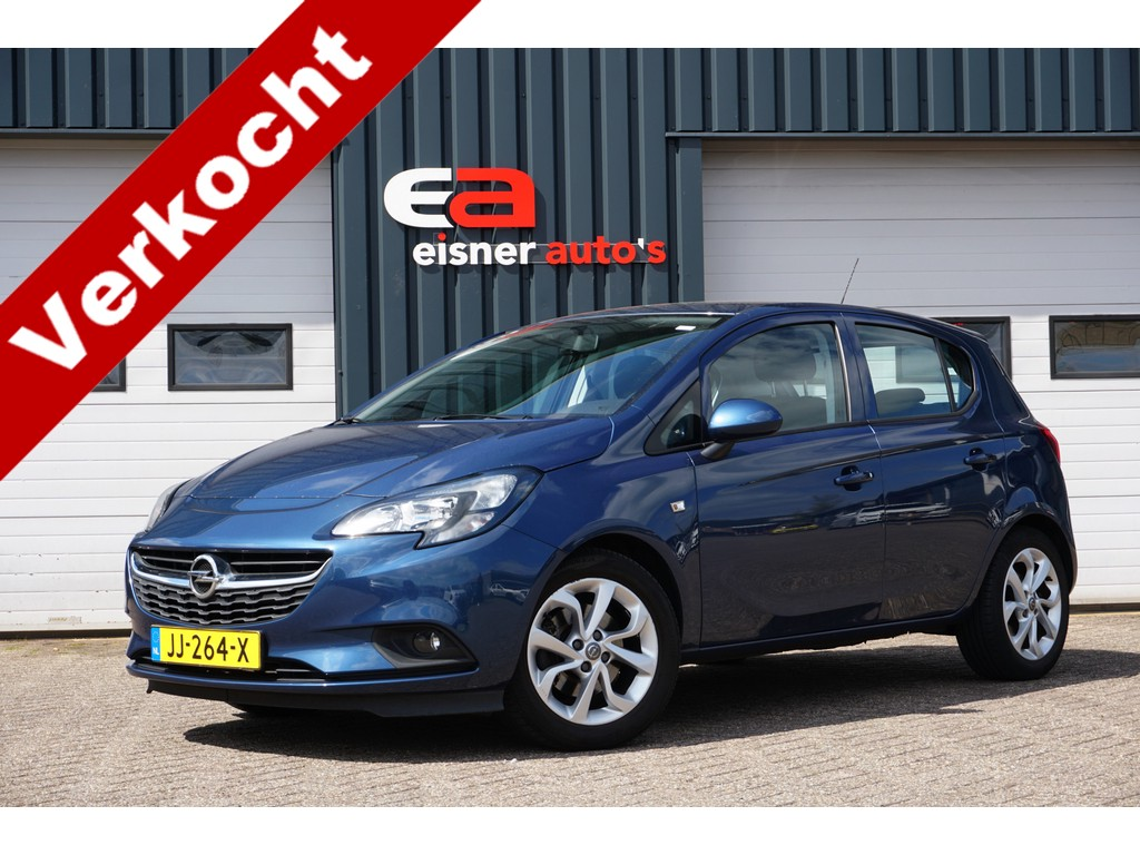 Opel Corsa 1.0 Turbo Edition | 6 BAK | AIRCO | CRUISE |