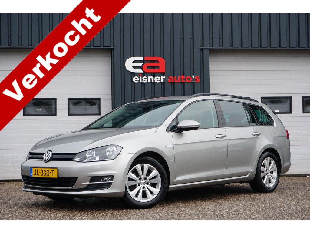 Volkswagen Golf Variant 1.0 TSI Connected Series | CAMERA | APPLE/ANDROID | NAVI GROOT