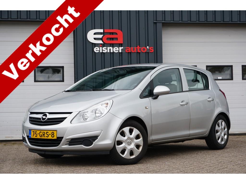 Opel Corsa 1.2-16V Business 5 DEURS | AIRCO | CRUISE |