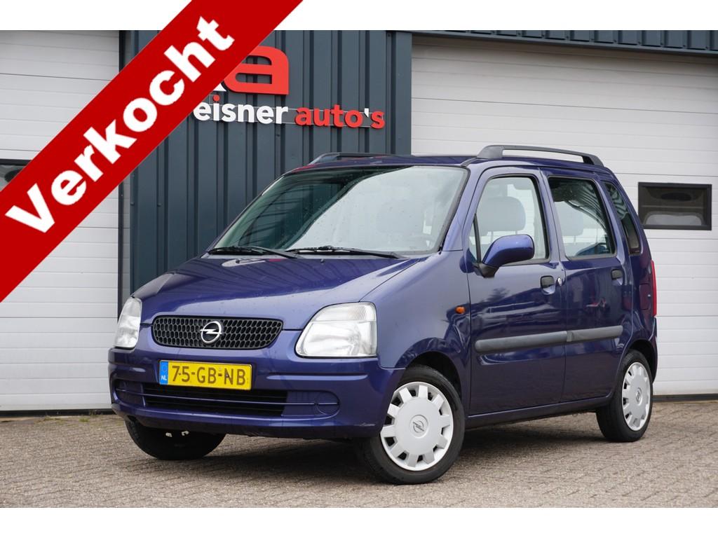 Opel Agila 1.2-16V Comfort | ELEKTRISCH PAKKET | TREKHAAK |