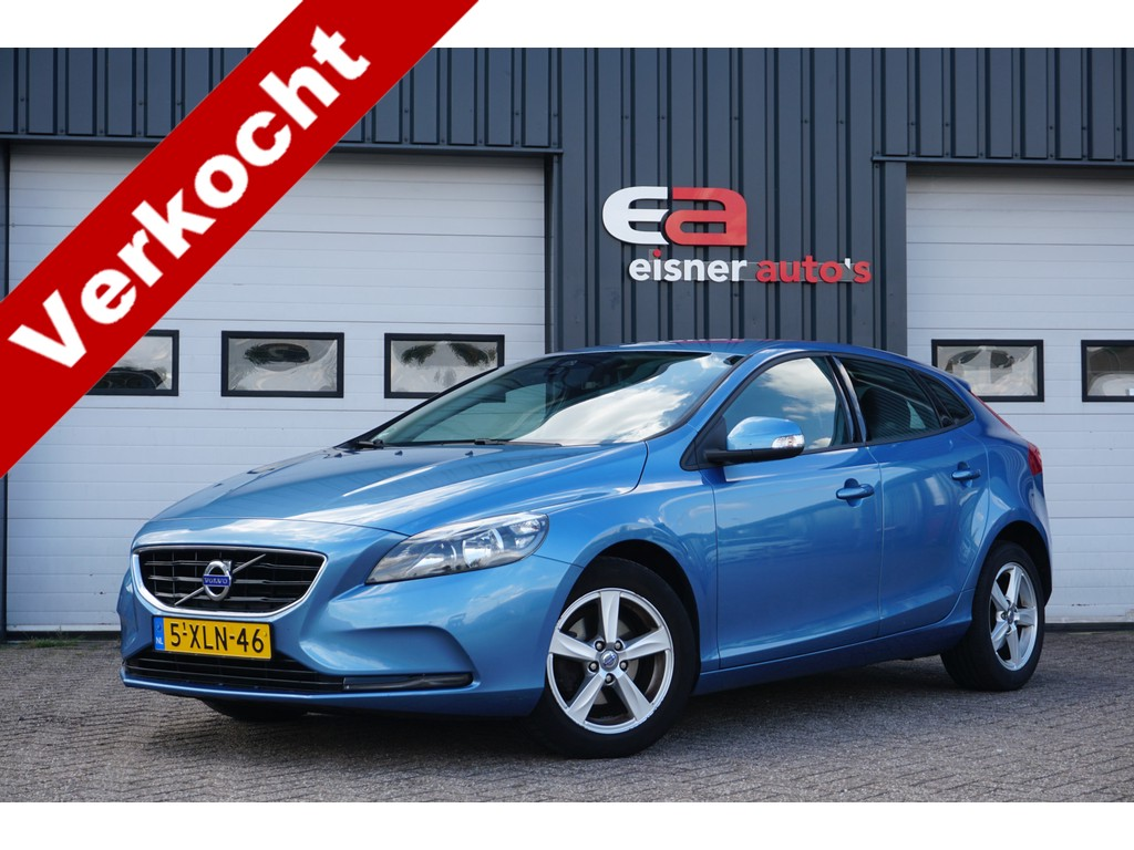 Volvo V40 1.6 D2 Business | NAVI | ECC | TREKHAAK