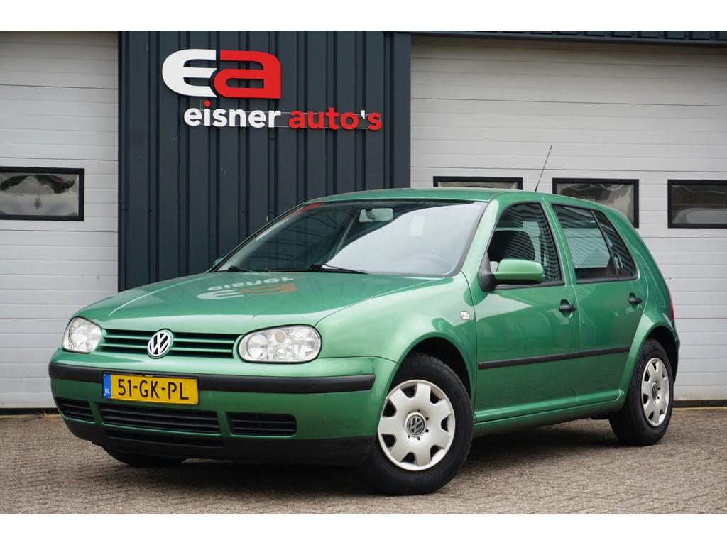 Volkswagen Golf 1.6-16V   CLIMA   CRUISE   TREKHAAK   APK: 11-05-2022  